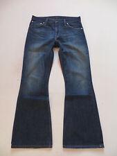 Levi's® 516 Schlag Jeans Hose W 33 /L 32, Hippie Flared Vintage Denim, RARITÄT !