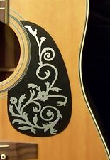 Guitar Pick Guard Decal Vine of Life Decal /Sticker