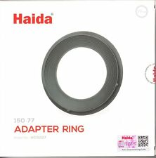 Haida 77mm Adapter Ring for Haida 150 Series Filter Holder