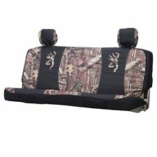 Browning Signature Mid-Size Camo Bench Seat Cover Ford Chevy Dodge Truck SUV