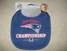 Super Bowl 51 Champions New England Patriots Baby Bib