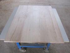 Tischplatte Esche (€133,00/m²) 20x600x1000mm Leimholzplatte Massivholz Platte