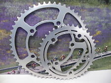 SR Apex-5 118 BCD 47 and 40  chainrings for road , NOS