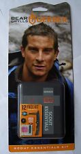 Gerber Bear Grylls Scout Essentials Survival 12 pc Kit W/Scout Knife #31-001078