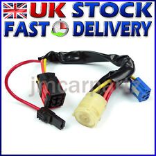 Ignition Switch Cables Wires PEUGEOT 206  CITROEN XSARA PICASSO Lock Barrel Plug