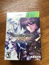 Record of Agarest War Zero -- Limited Edition (Microsoft Xbox 360, 2011)
