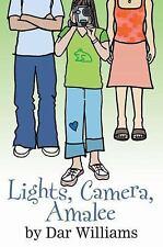Dar Williams - Lights Camera Amalee (2013) - Used - Trade Cloth (Hardcover)