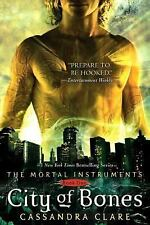 The Mortal Instruments: City of Bones 1 by Cassandra Clare (2008, Paperback)