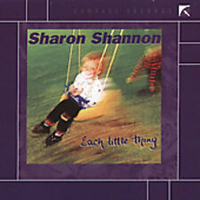Each Little Thing - Sharon Shannon (2005, CD NEUF)