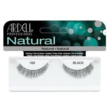 Ardell Natural Lashes, Black [109] 1 pair