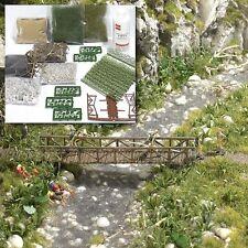 Busch HO 6046 Gewässer-Gestalungs-Set #NEU in OVP#