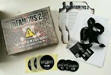 Infamous 2 Sony Playstation 3 VERY RARE Employee / Staff Press Review Media Kit