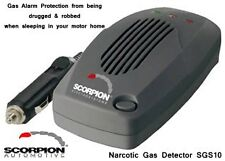 Scorpion Waeco Magic safe MSG150 Gas detector 12v,24v Motorhome,Caravan, Lorry