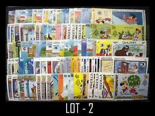 DISNEY STAMP PACKET. 100 DIFFERENT. MINT CONDITION. L/2