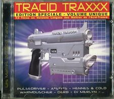 V.A. 2 cd sampler  TRACID TRAXXX  © 2002 - special edition - acid - hard trance