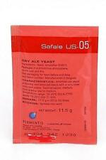 Fermentis Safbrew Safale US-05 yeast for home brew ale beer brewing 11.5g sachet