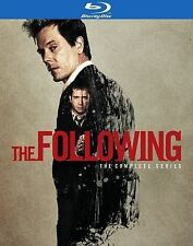 The Following TV Series Complete Season 1-3 (1 2 3) BRAND NEW 9-DISC BLU-RAY SET