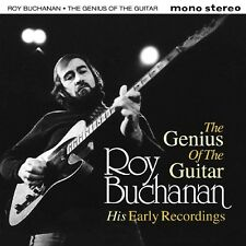 ROY BUCHANAN - GENIUS OF THE GUITAR  2 CD NEU