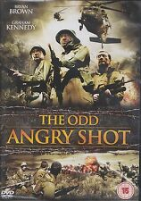 THE ODD ANGRY SHOT - Bryan Brown, Graham Kennedy. Vietnam (NEW/SEALED DVD 2011)