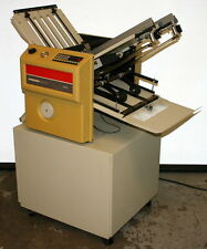 STANDARD (HORIZON) PRO-FOLD SUCTION FEED PAPER FOLDER, MODEL V-5000