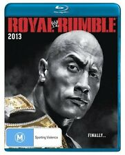 WWE Royal Rumble 2013 Blu-ray Zone B