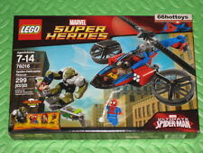 LEGO 76016 Marvel Super Heroes 76016 Spider-Helicopter Rescue NEW