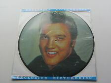 ELVIS PRESLEY PICTURE DISC LP   POOR BOY    MADE IN DENAMRK