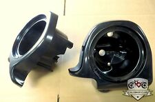 Speaker Pods Box Boxes 6.5 Inches for Lower Vented Fairings Harley-Davidson