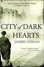 James Conan City of Dark Hearts Very Good Book