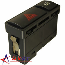 New Hazard Warning Door Central Lock Locking Switch For BMW 325 E46 E53 E85 X5