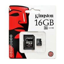 16GB Micro SDHC Class 10 Memory Card With Adaptor Hi Speed 16G SD HC Card