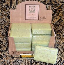 Pre de Provence French Soap LIME ZEST Case 12 x 250 Gram Bath Bars Shea Butter