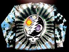 Grateful Dead Shirt T Shirt Vintage 1994 Summer Tour Tie Dye SYF Sun Moon GDM L