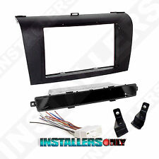 MAZDA 3 CAR STEREO DOUBLE/2/D-DIN RADIO INSTALL DASH KIT W/ WIRES 95-7504