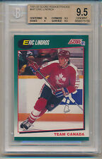 1991 Score Rookie & Traded Eric Lindros (#88T) BGS9.5 BGS