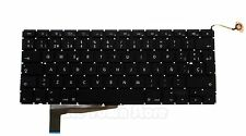 "New OEM APPLE Macbook Pro Unibody 15"" A1286 Keyboard 2008 SP Spanish Teclado"