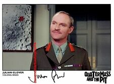 Julian Glover Colonel Breen Quatermass And The Pit Horror Autograph UACC RD96