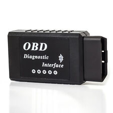 OBDII Scanner Code Reader Bluetooth CAN OBD2 Scan Tool for Torque Android ELM327