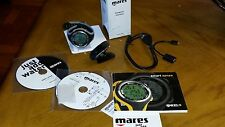 Mares Smart Apnea Wrist Computer with Iris PC Interface for Mares Dive Link