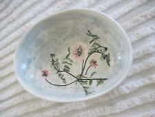"Salt Marsh Pottery Crown Vetch 8"" Bowl Wall Hanging"
