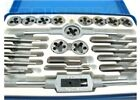 24 PIECE UNF/UNC TAP AND DIE SET TP103 RETHREADING TOOL