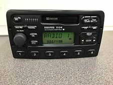 Ford 5000 Rds Eon car radio stereo Player Fiesta Transit Escort Mondeo Etc +Code