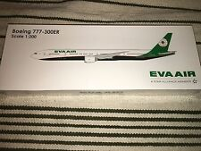 Hogan Wings 1:200 Eva Air B777-300ER New Livery Hot items !!!!