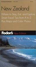 Fodor's New Zealand, 6th Edition: Where to Stay, Eat, and Explore, Smart Travel