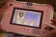 Innotab 3S - PINK with over £500 Extra   Games / books / videos WITH ADAPTER