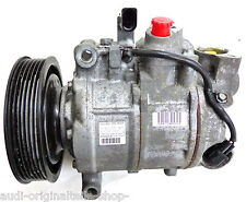 Audi A6 4G A7 Klima Klimakompressor Kompressor Air Condition Pump 4G0260805A