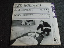 The Hollies-On a Carousel 7 PS-Pop Gold-Made in Germany