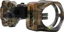 New Apex Gear AccuStrike Bow Sight 4 (.019) Pins Realtree APG Camo AG1514C