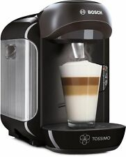 BOSCH TASSIMO BLACK VIVY TAS1252 T12 COFFEE MULTI HOT DRINKS MACHINE MAKER