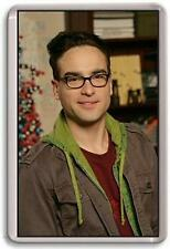 "Johnny Galecki ""Lenard"" big bang theory  Fridge Magnet"